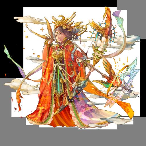 [黄泉の女王]イザナミ