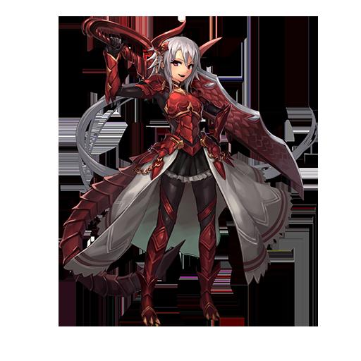 赤竜騎士・アルン