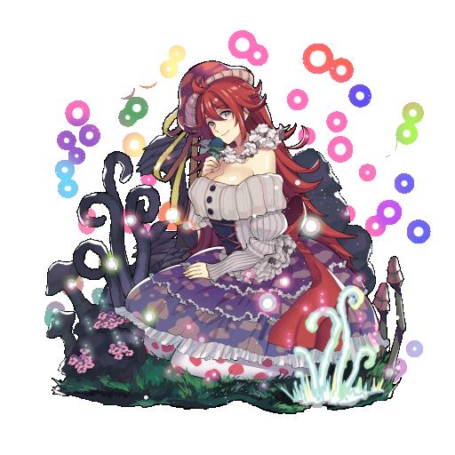 [胞子姫]ミュケース