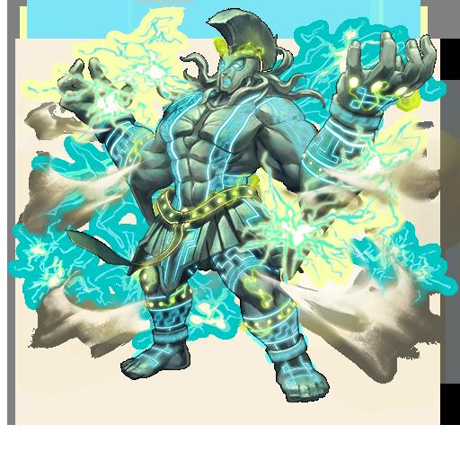 [青銅の巨人]タロス