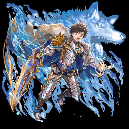 [神獣騎士]アギラ