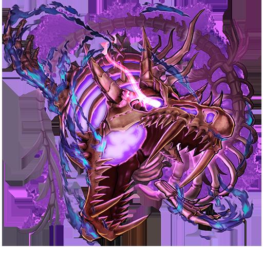 [骸黒の海竜]ウルガルド