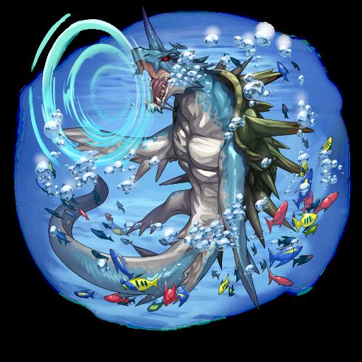 [海の守り神]ゼールタント