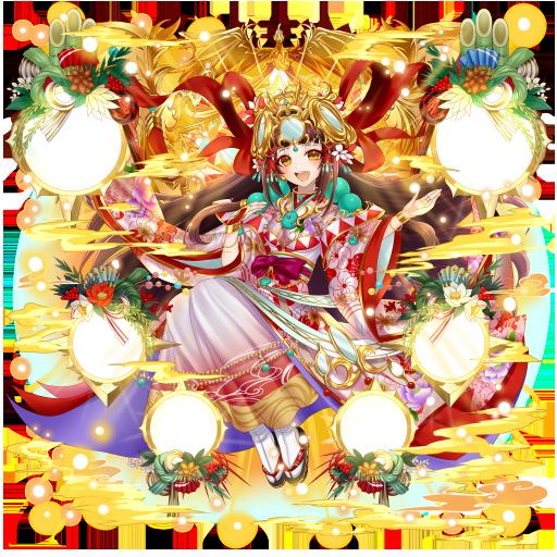[新春の陽光]天照大神