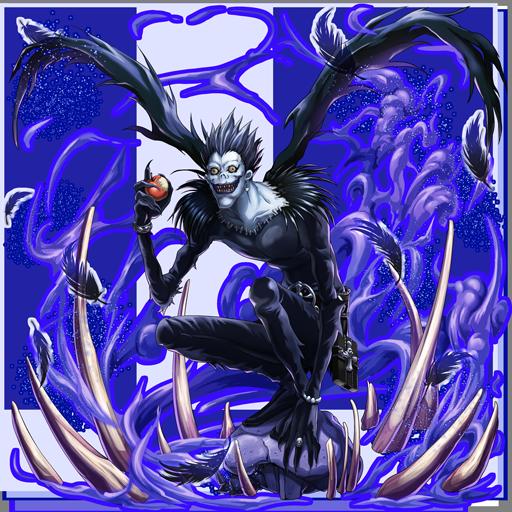 [黒い死神]リューク