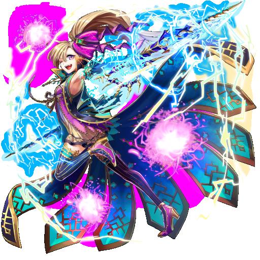 [惑乱の双剣士]レイネール