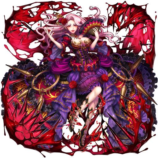 [婀娜めく吸血姫]エリザベート