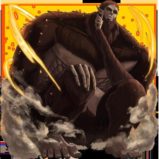 進撃の巨人謎の獣の巨人