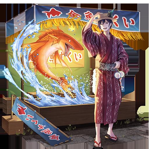 [わんぱくな金魚]メフィスト