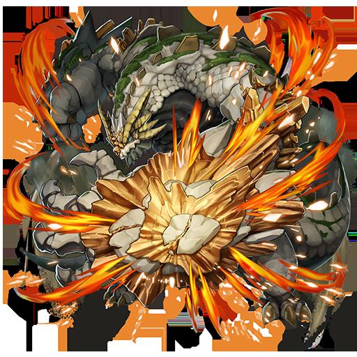 [盾岩竜]ドゥンラー
