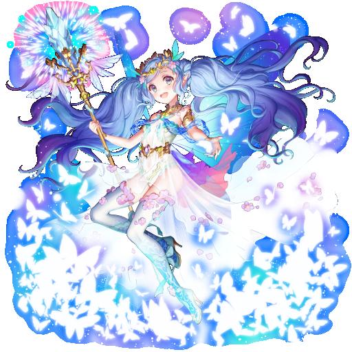 [妖精の女王]ティターニア