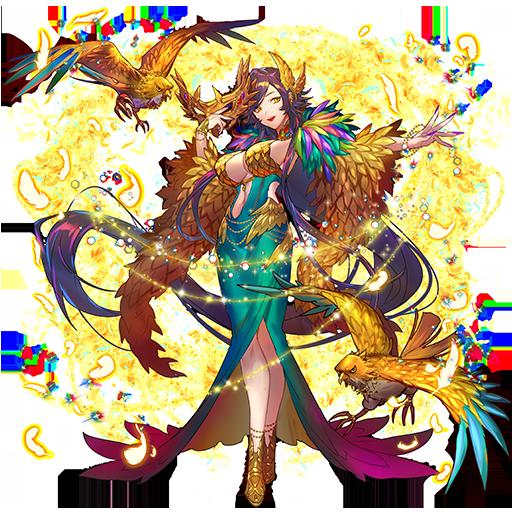 [聖鷹の乙女]キルケー