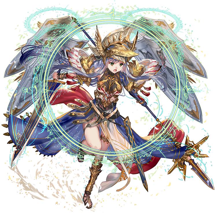 [守護の女神]アテナ