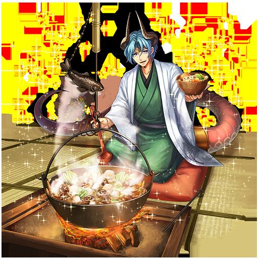 [迎春の料理]パトロクロス