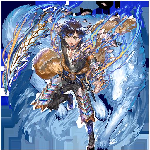 [聖なる咆哮]アギラ