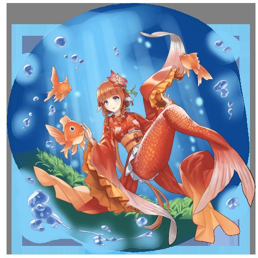 [優美な金魚]ポワッソン