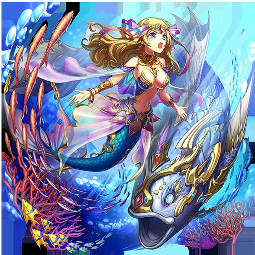 [神魚の巫女]イシュケ