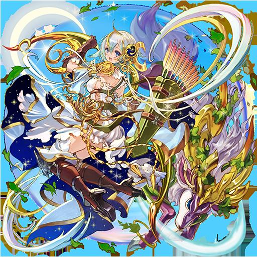 [狩猟の女神]アルテミス