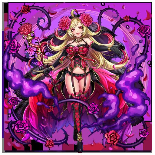 [黒薔薇の乙女]フレデリカ