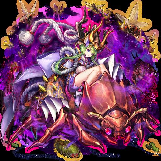 [魔虫の姫]エントマリー