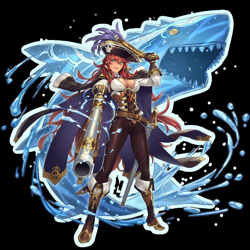 [豪胆女海賊]アルダ