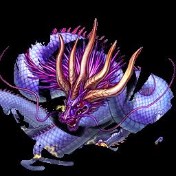 [赤紫竜]玉王