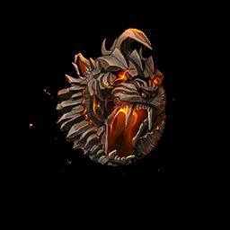 [炎獄獣]インフェルノタイガー