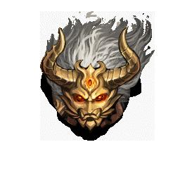 [獄砕の拳]オーガマスク