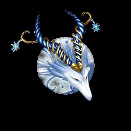 [白癒竜]ホワイトフェイバー