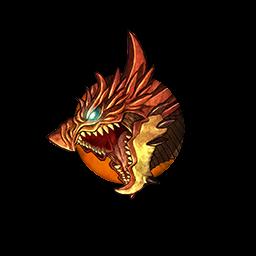 [燭燼の戦竜]アルマグエラ