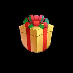 不思議なプレゼント(黄)