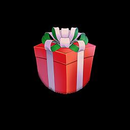 不思議なプレゼント(赤)
