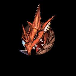 [双刀竜]牙刀