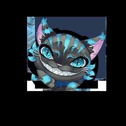 [猫のない笑い]チェシャ猫