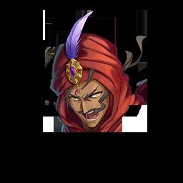 [砂城の獅子]アルクルシュ