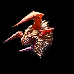 [兇爪の獣竜]ゴルディアクロー