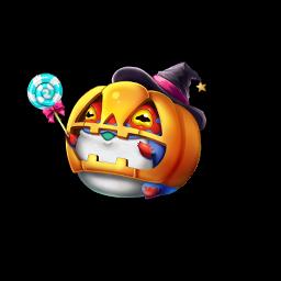 ハロウィン・ポイズントード