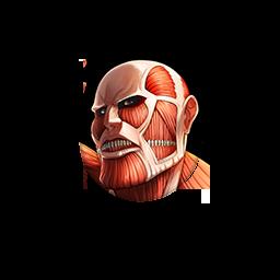 [超大型巨人]ベルトルト