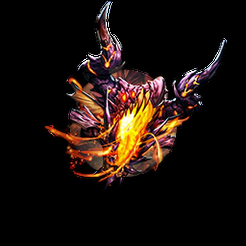 [災炎の獄竜]ゲオギース