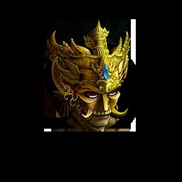 [瞑想の守護神]チャトル・ムカ
