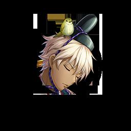 [桃の木の上で]ウル