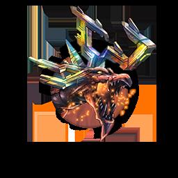 [灼熱の結晶炎]アルザラッハ