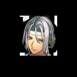 [黒鉢巻は彼の手に]ファヌエル