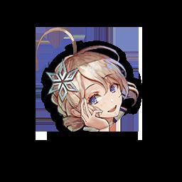 [微笑みの氷術士]フリジア
