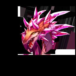 [紅輝の后竜]ルビードラゴン