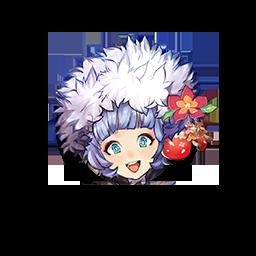 [新春雪だるま]キオ
