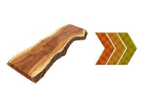 ケヤキの材木