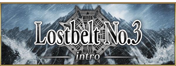 Lostbelt No.3 - intro -