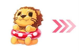ライオン号くん