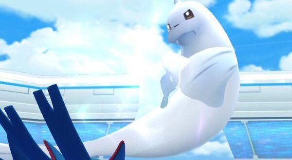 ジュゴン ポケモン go 【ポケモンGO】ジュゴンのおすすめ技と強さ:すごい技マシンを使って活躍させる価値あり! ポケらく
